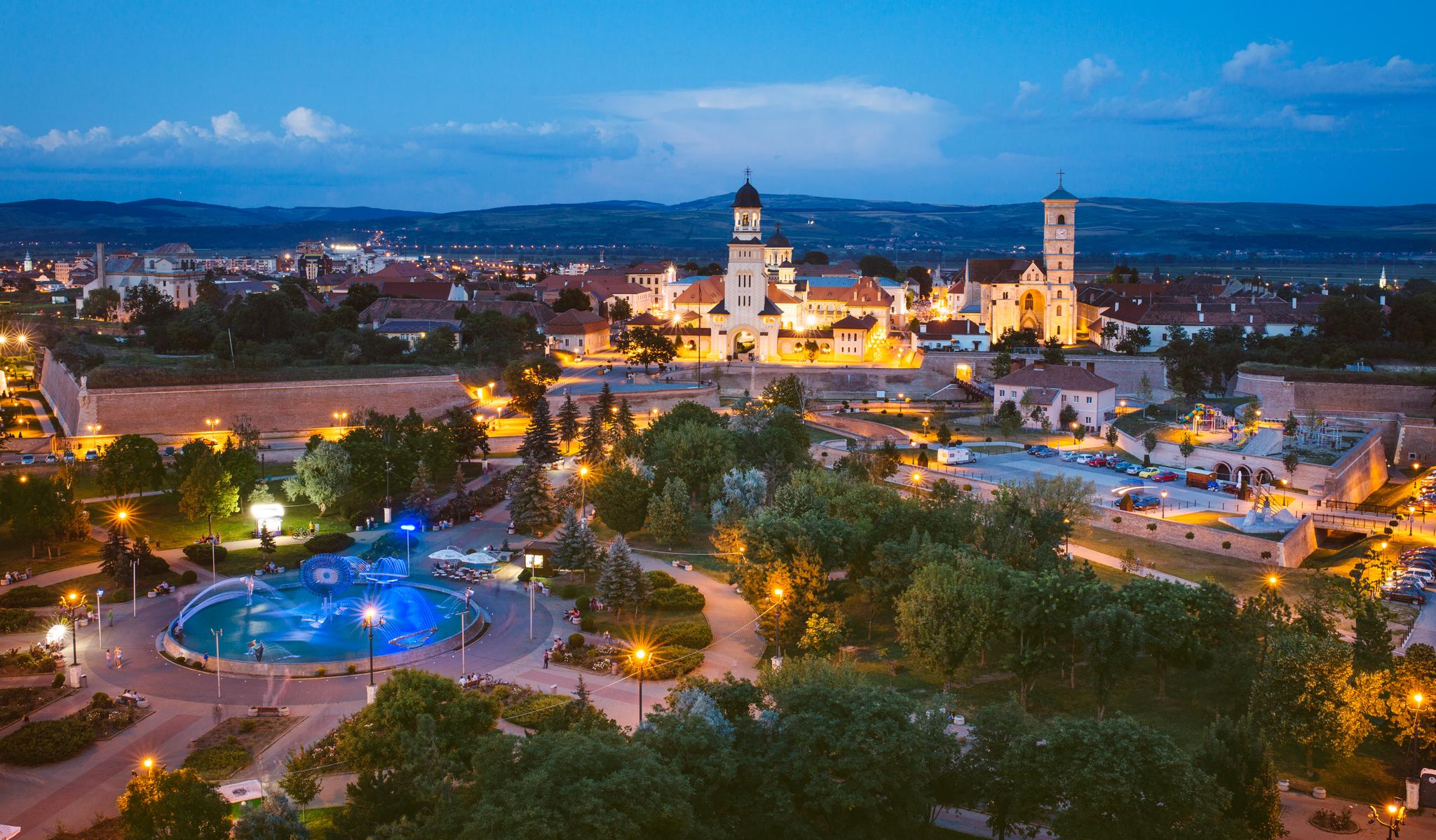 Bine ați venit la Alba Iulia